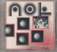 BREAKOUT - NOL 1994 INTERSONUS TOP RARE OOP CD NALEPA KUBASINSKA POLSKA POLAND