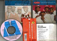 BOYZ II MEN Cooleyhighharmony 6 BONUS RARE TRX JAPAN CD Boys Cooley High Harmony