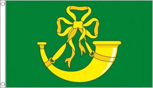 5/' x 3/' Huntingdonshire Flag Huntingdon Cambridgeshire English County Banner