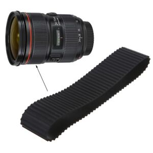 Lens Zoom Grip Rubber Ring Replacement Part For Nikon Af-S 24-70mm F//2.8G