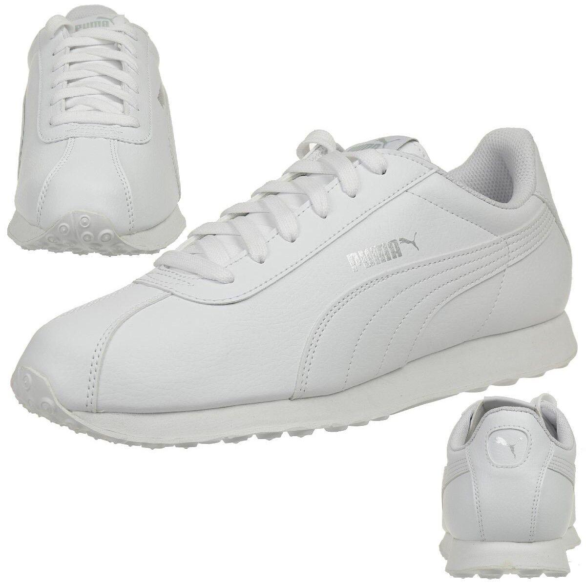 Puma Turin Zapatillas Estilo Deportivas para Hombre blancoo blancoo 360116 05
