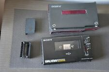 SONY Walkman Professional WM- D6 C ! GARANTITO, TESTINA AMORFA MKI , INTROVABILE
