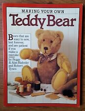 Paperback  Making Your Own Teddy Bear by P  & A  Bialosky