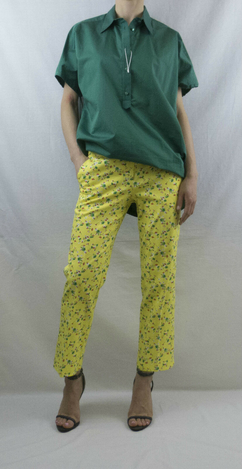Pantalone Pants by Max Mara Tg.I 40, CH 36,USA 4, F B38, MEX 28, GB8