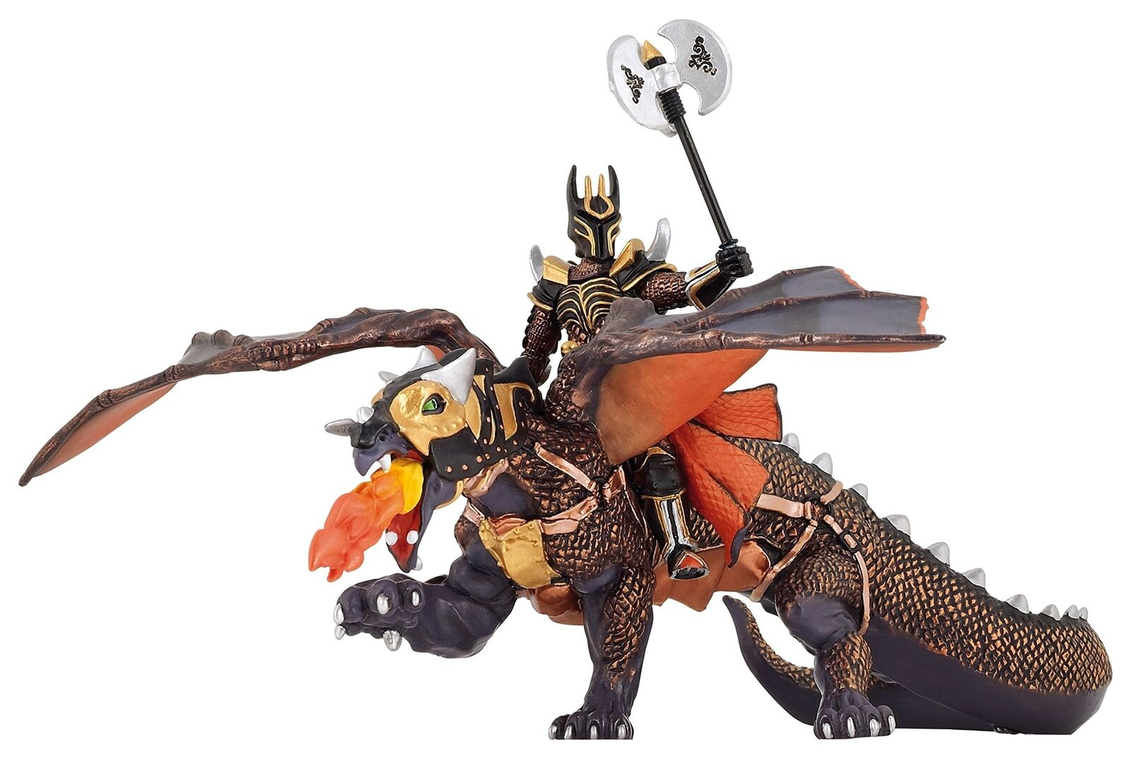 Papo 38958  Dragon Of Of Of Darkness Figure b995e9