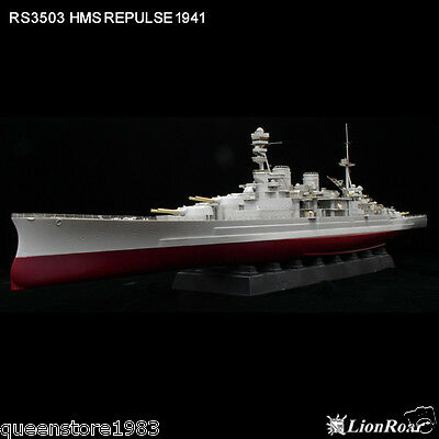 Free shipping LionRoar Photo-etched details 1/350 HMS REPULSE 1941