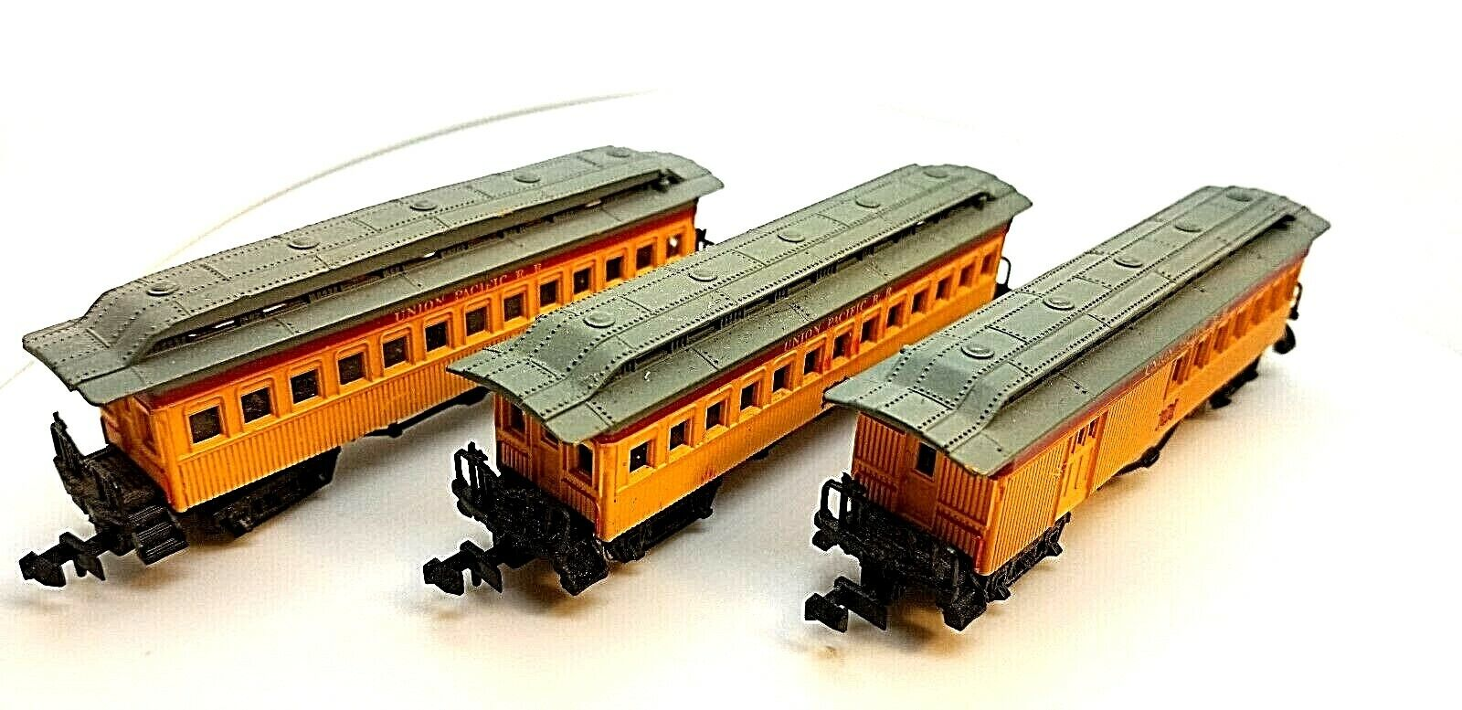 presa di fabbrica N N N Bachuomon Union Pacific 1860 Old Time 3 auto Passenger Set (no scatola)  acquista online oggi