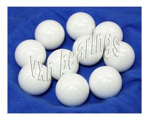 100pc Bicycle Part ZrO2 Zirconia Oxide Ceramic Bearing Balls GRADE 5 Metric Inch