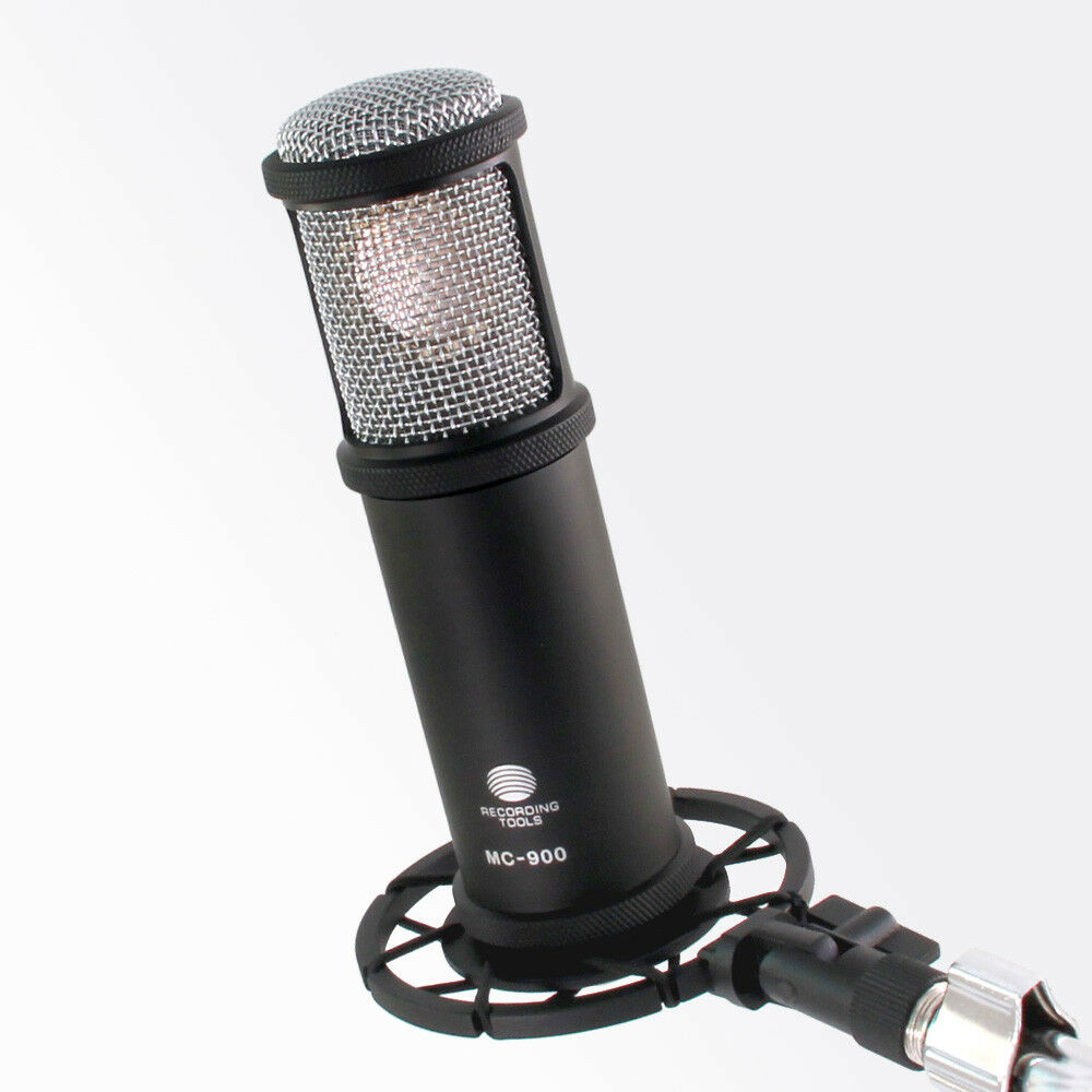 MC-900 HiFi Studio Kondensatormikrofon - Rand-abgeschlossene Großmembran Kapsel