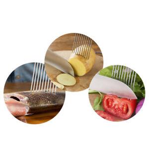 de-Stahl-Zwiebel-Kartoffelhalter-Slicer-Cutter-Chopper-Gemuese-Fleisch-Werkzeug