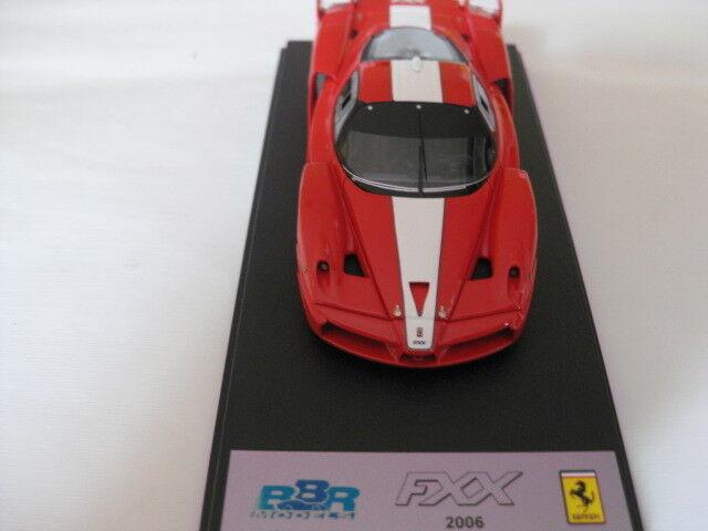 BBR 180A Ferrari FXX 2006 Fluorescent rot 1 43  Neu in OVP
