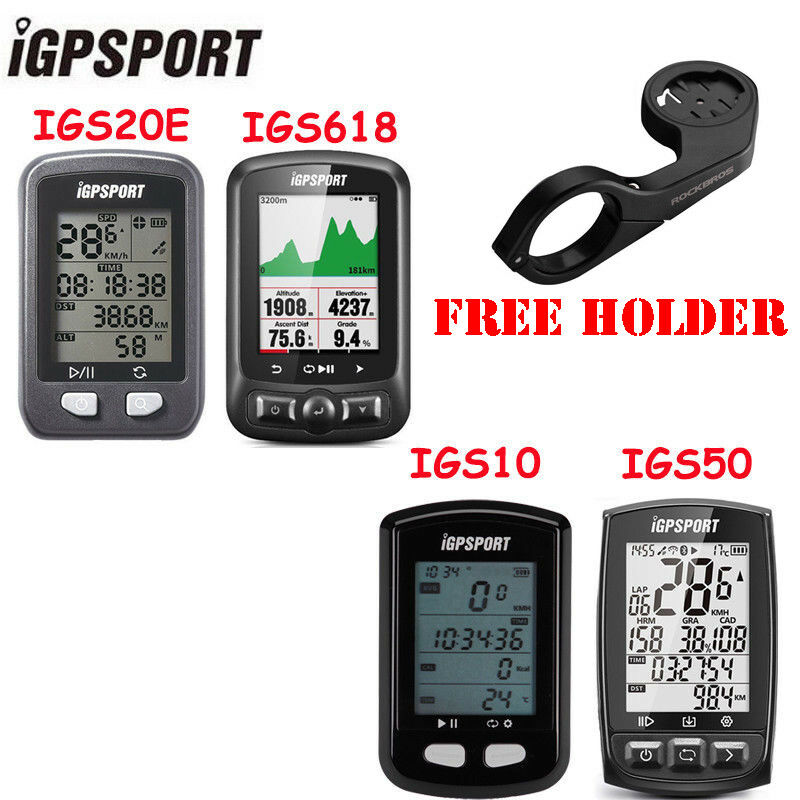 Igpsport cycling computer wireless speedomete & titolare IGS10IGS20EIGS50IGS618