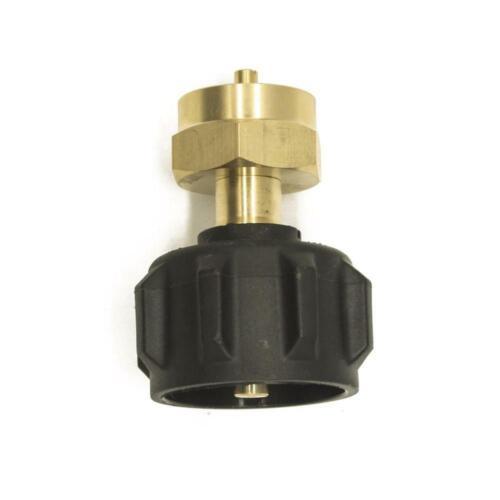 Propane Refill Adapter Lp Gas 1 Lb Cylinder Tank Coupler Bottles Heater Camping