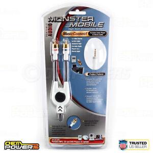 Monster-Audio-Xxx-3-5mm-de-1-8-034-a-2-RCA-Cable-Estereo-Para-iPod-iPhone-MP3-DVD-7-FT