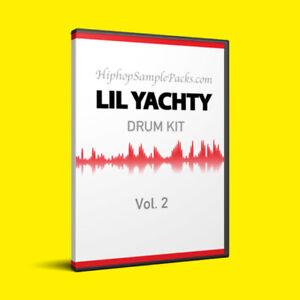 Details about NEW Lil Yachty DRUM KIT Vol  2 Hip Hop SAMPLE PACK 808 Wav FL  Studio ⭐⭐️⭐️⭐️⭐️