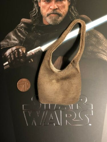 Hot Toys Star Wars TLJ Luke Skywalker MMS458 Brown Bag loose 1//6th scale