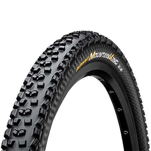 Neumático Continental Mountain King Protection 2,2 55x584 (27 ,5x2, 2) en Negro