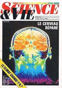 Bien Informé Science Et Vie N°827 Aout 1986:cerveau Le Climat Change T Il Technologies SophistiquéEs