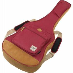 Housse-Ibanez-Guitare-Classique-Wine-Red