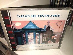 NINO-BUONOCORE-SABATO-DOMENICA-E-LUNEDI-039-RARO-CD-1990-SIGILLATO-SEALED