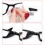 Pair-of-Silicone-Non-slip-Stick-on-nose-pads-for-Sunglasses-Glasses-Spectacles thumbnail 4