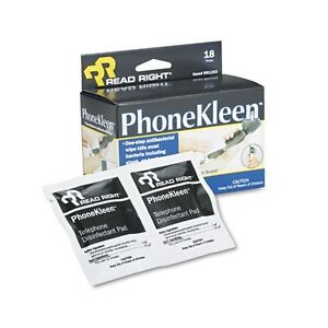 Read-Right Phone Kleen Pads - RR1203
