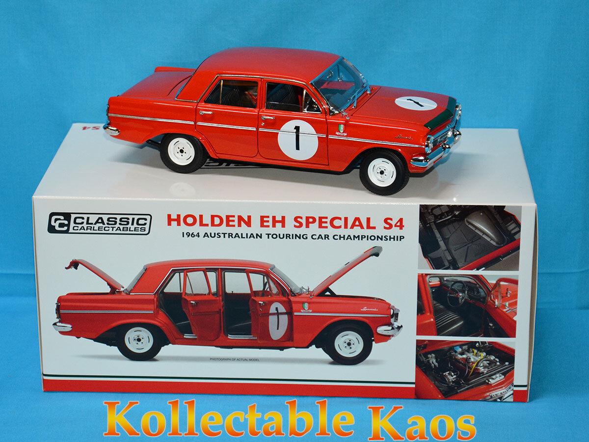 1:18 Classics - 1964 ATCC-Holden EH S4 especial-cerebro Muir