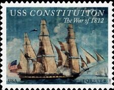 2012 45c The War of 1812: USS Constitution Scott 4703 Mint F/VF NH