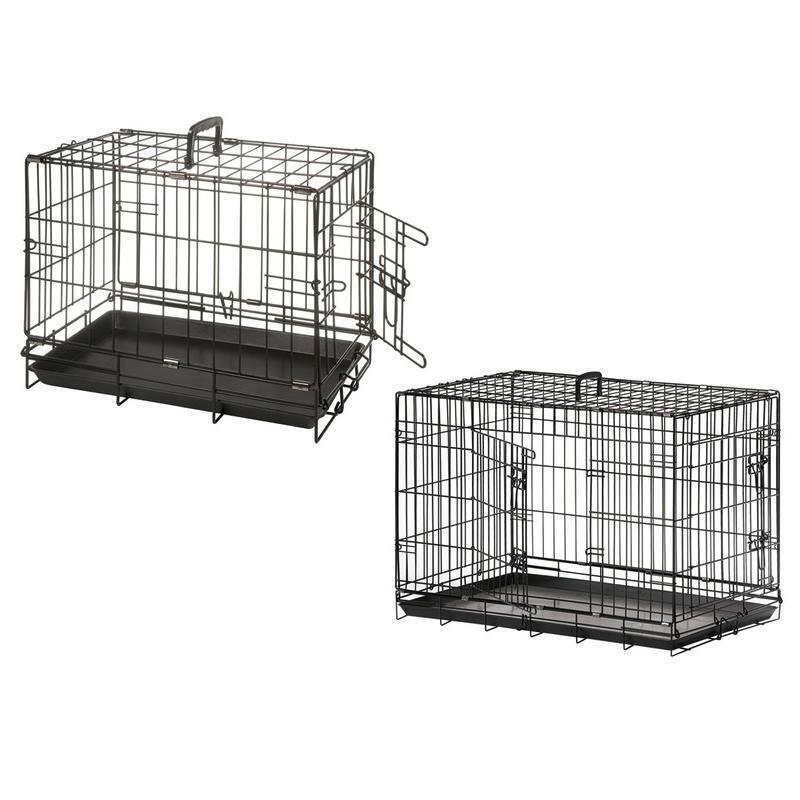 Pannello pieghevole 120 cm trasportino, Gitterbox, per cani per cane, gatto - 1030494