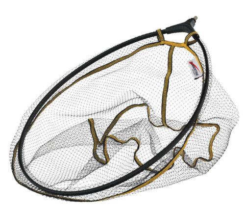 Kescherkopf Competition Taille 50 x 40 cm 10 mm mailles de Fishing Tackle Max