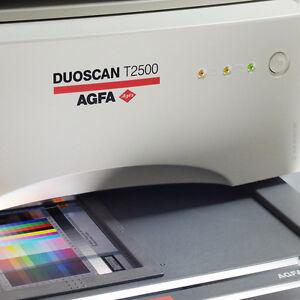 AGFA-T2500-HiRes-Negativ-Diascanner-Mittelformat-Panorama-etc-glaslos-scannen
