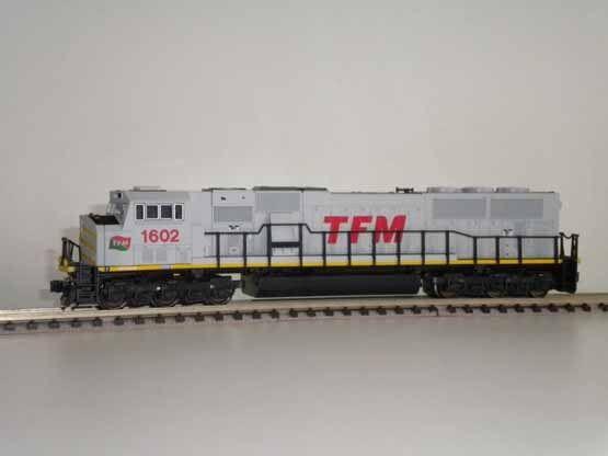 Kato-N - 1766405 Diesellok EMD sd70mac TFM OVP