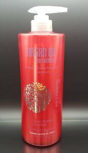 ARGAN OIL FROM MOROCCO Keratin Extra Volume Shampoo 33.8 oz. for Fine Hair