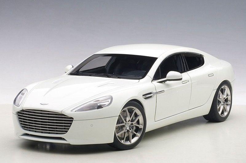 Aston martin vantage s autoart 2015 stratos weiße 18  neuer posten