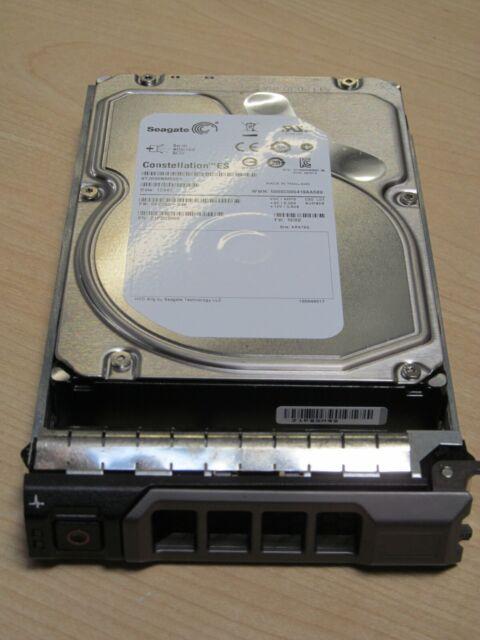 1 Year WNTY New Dell PowerEdge R310 Hot Swap 1TB 6Gb//s 7.2K SATA Hard Drive