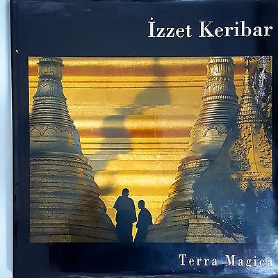 Terra Magica Izzet Keribar Photography Hardcover Dust Jacket 179 Pages English
