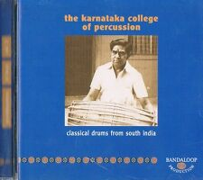 KCP -classical drums from south india 1996 CD