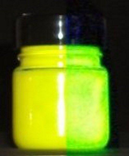 Acrylic Fluorescent UV Blacklight glow Paint  30ml 100ml jar