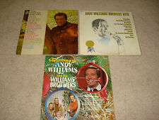 Andy Williams Collection-Born Free,Greatest Hits & Christmas w/Williams Brothers