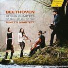 """Beethoven: String Quartets (CD, Feb-2014, H""""nssler Classic)"""
