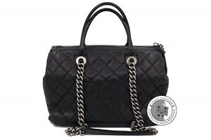 Used Chanel A92748 Y10466 New Large Chanel Boy Chained Tote Bag ... 25c4a5119d69e