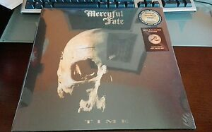 MERCYFUL-FATE-TIME-BRONZE-MARBLED-LIMIT-200-vinyl-lp