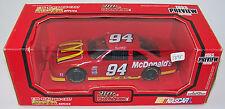 1995 PREVIEW Racing Champions 1:24 BILL ELLIOTT #94 McDonald's Ford T-Bird
