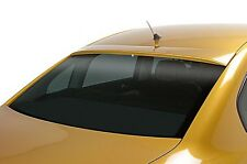 Für Audi A4 B6 B7 8E Dachverlängerung Heck Spoiler Heckscheiben Blende