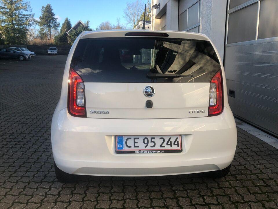 Skoda Citigo 1,0 MPi 60 Family Benzin modelår 2019 km 6000