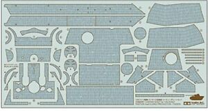 TAMIYA-Zimmerit-Coating-Sheet-for-Panther-Ausf-G-Early-Prod-1-35-No-12646