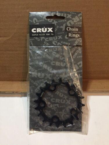 CRUX  CD20 Chainring Super Alloy 20 Teeth