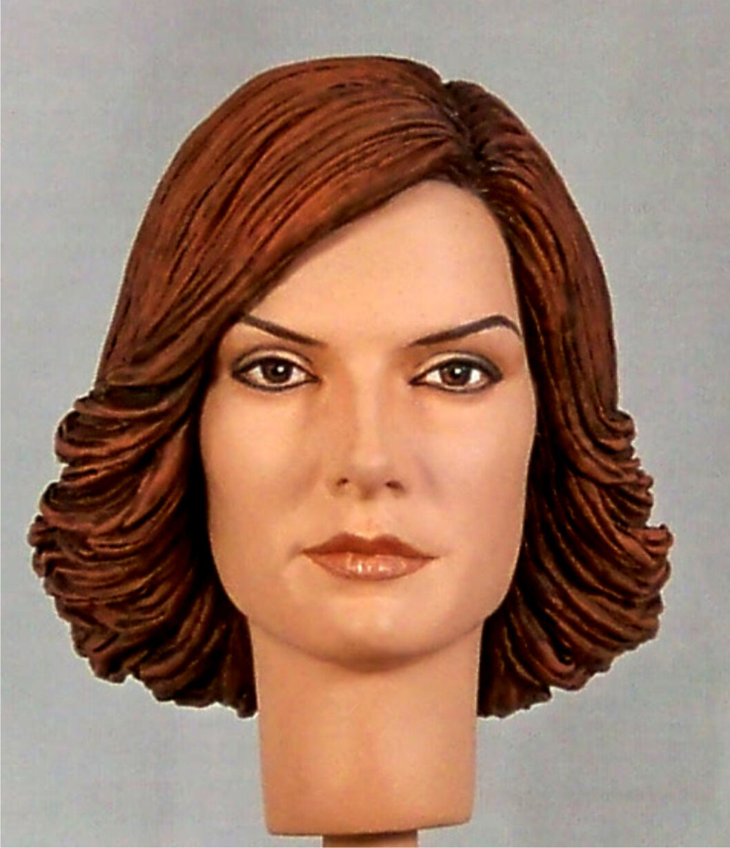 1:6 Custom Head of Famke Janssen as Jean Grau from the film X-Men 2