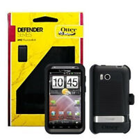 Otterbox Defender Case For Htc Thunderbolt (black)