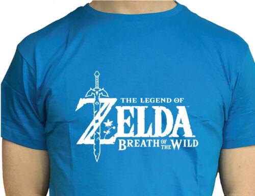 Nintendo Switch Legend Of Zelda Breath Of The Wild Zelda T